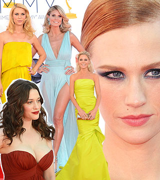 The Emmys' Best (And Worst!) Beauty Looks