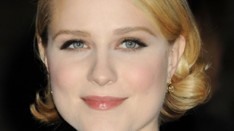 Get The Look: Evan Rachel Wood's Pulled-Back Soft Waves | StyleCaster