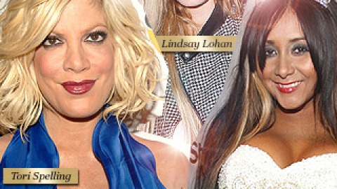 Top 10 Most Fake-Looking Celebrities | StyleCaster