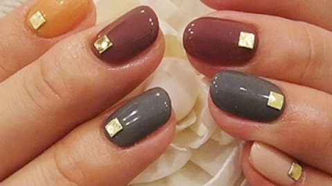 The Best of Thanksgiving Nail Art | StyleCaster