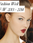 20 Hair And Makeup Ideas To Steal From Fashion Week