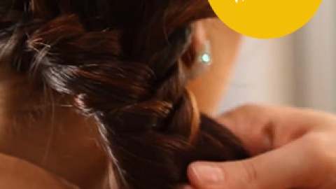 WATCH: How to Create a Side Fishtail Braid | StyleCaster