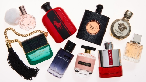 The Fragrance Instagram Sweepstakes Official Rules | StyleCaster