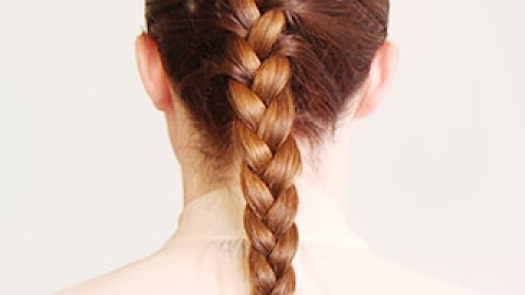 Basic Training: How to French Braid | StyleCaster