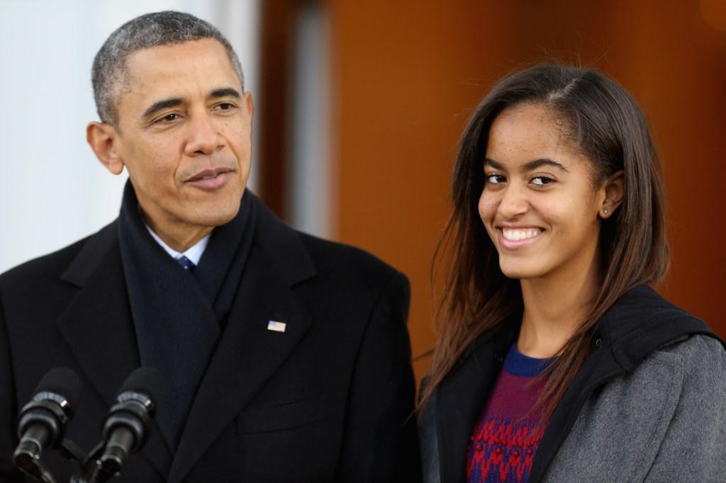 malia obama harvard