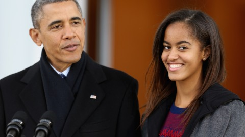 Malia Obama Is Headed to College! | StyleCaster
