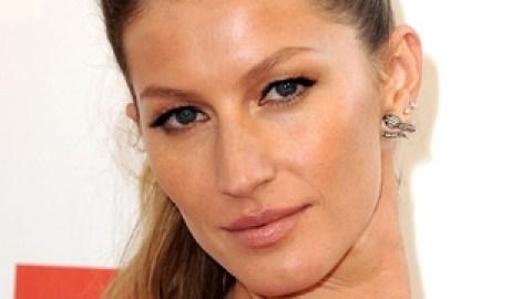 Gisele Bundchen is new face of Givenchy   StyleCaster