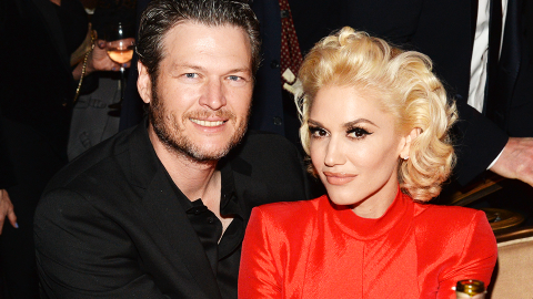 Gwen Stefani and Blake Shelton Really Needed a Room Last Night on 'The Voice' | StyleCaster