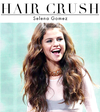 Hair Crush: Selena Gomez Has Us Itching Throw Out Our Hair Straightener