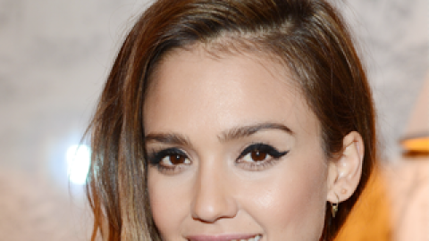 Hair Crush: Jessica Alba is My Party Hairstyle Icon   StyleCaster