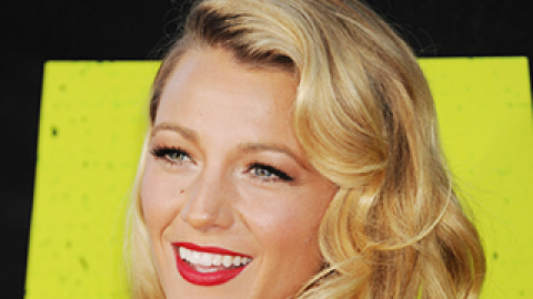 Hair Crush: Blake Lively Gives Us Blonde Envy | StyleCaster