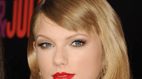 Hair Crush: Taylor Swift Gives Us Major Bang-Envy | StyleCaster