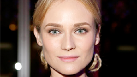 Hair Crush: Diane Kruger's Unfussy Updos | StyleCaster