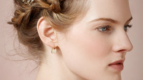 8 Stunning Wedding Headpieces   StyleCaster