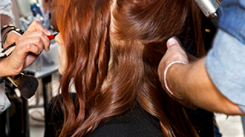 The Right Way to Use Heat Styling Tools Without Destroying Your Hair | StyleCaster
