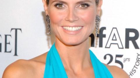 Heidi Klum Launches Jewelry Line | StyleCaster