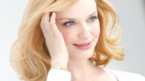 Christina Hendricks Has Gone Blonde | StyleCaster