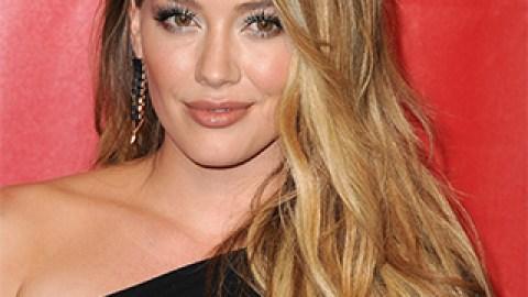 Makeover Alert! Hilary Duff Goes White Blonde | StyleCaster