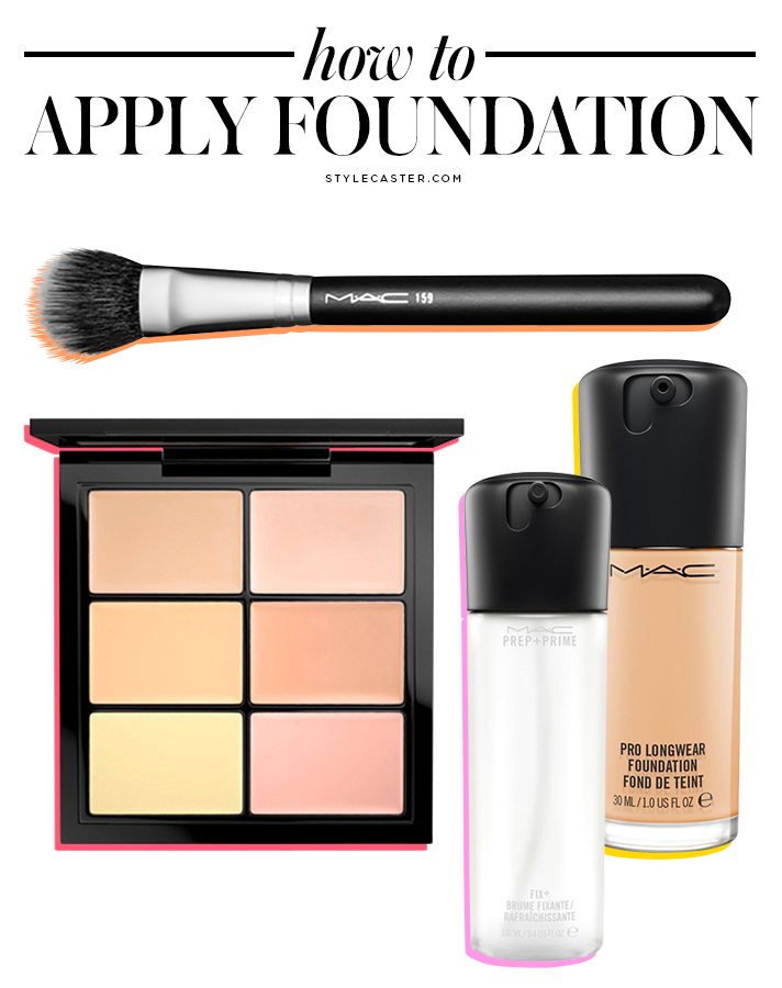 how to apply foundation Watch How to Apply Foundation the Right Way