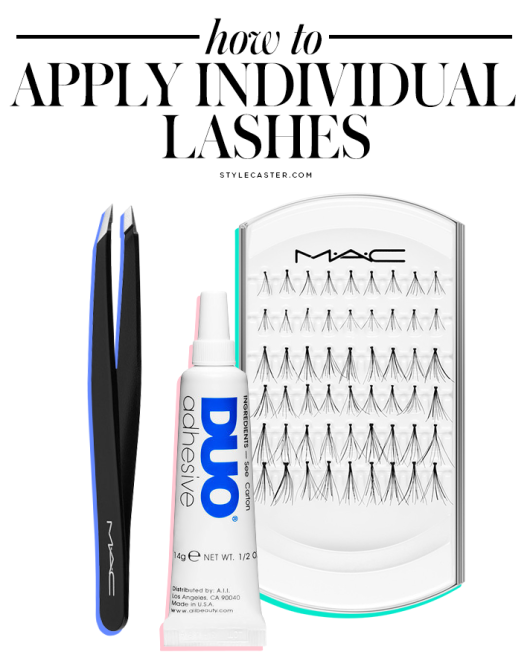 how to apply individual lashes1 How to Apply Individual Lashes in Under a Minute: Video