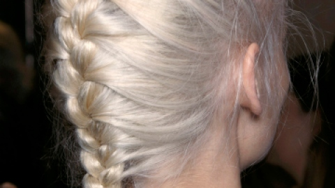 Your Weekend Hairstyle: French Braid Time! | StyleCaster