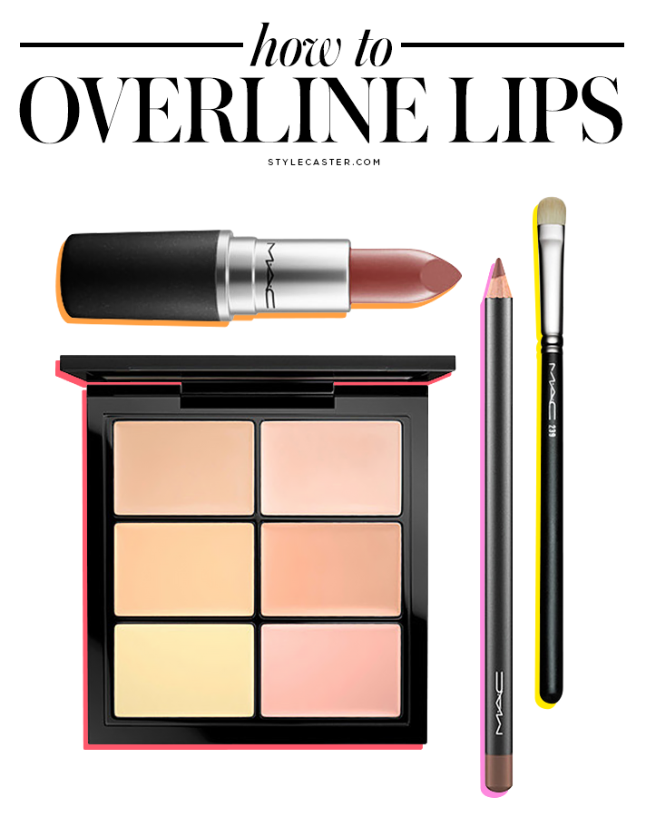 how to overline lips How to Overdraw Lips in Under a Minute