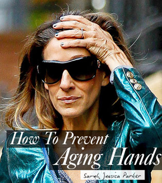 How To Prevent Aging Hands