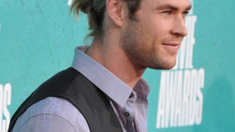 Celebrities Who Love Their Man Buns | StyleCaster