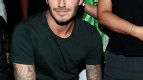 David Beckham's Most Regrettable Hairstyles | StyleCaster