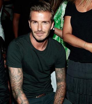 David Beckham's Most Regrettable Hairstyles