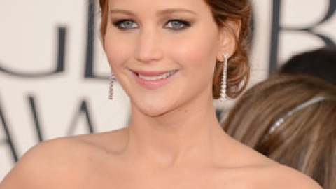 Get The Look: Jennifer Lawrence's Braided Updo | StyleCaster