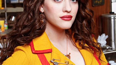 Get The Look: Kat Dennings' Perfect Curls | StyleCaster