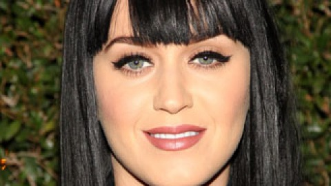 Makeover Alert! Katy Perry Goes 'Slime Green' | StyleCaster