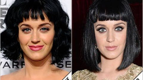 The Makeover Poll: Katy Perry's Bob | StyleCaster