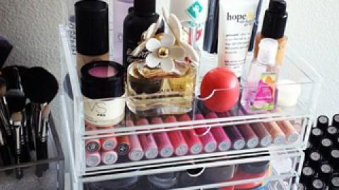 15 Beauty Organization Ideas From Pinterest | StyleCaster