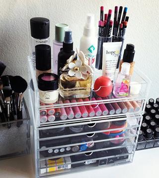 15 Beauty Organization Ideas From Pinterest
