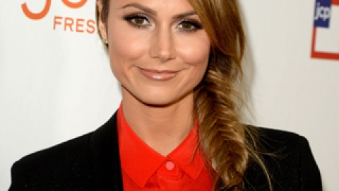 Get The Look: Stacy Keibler's Fishtail Braid | StyleCaster