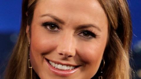 Makeover Alert! Stacy Keibler Goes Brunette | StyleCaster
