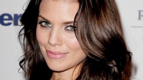 Makeover Alert! AnnaLynne McCord Went Brunette | StyleCaster