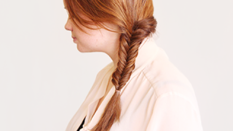 Basic Training: How to Fishtail Braid | StyleCaster