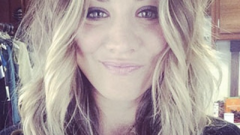 Makeover Alert! Kaley Cuoco Chops Her Hair | StyleCaster