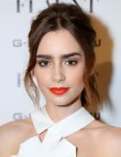 Current Makeup Crush: Lily Collins