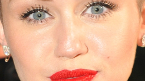 Miley Cyrus Dyed Her Hair Brown   StyleCaster