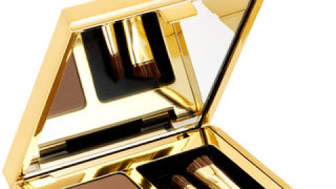 Instant Makeover: Customize Your Brows With This Two-Brush Powder | StyleCaster