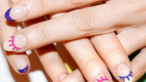 7 French Manicure Ideas from Instagram | StyleCaster
