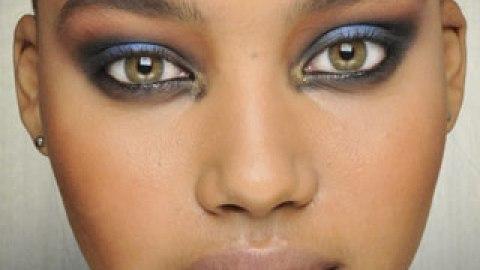 Rihanna Inspired This Mesmerizing Smoky Eye | StyleCaster