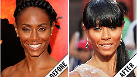 The Makeover Poll: Jada Pinkett Smith's Blunt Bangs | StyleCaster
