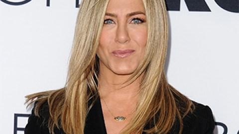 News: Jennifer Aniston's Hair Routine | StyleCaster
