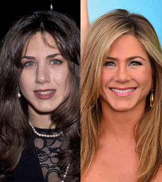 The Makeover Timeline: See Jennifer Aniston's Transformation