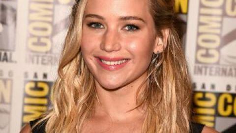 News: Jennifer Lawrence Goes Platinum! | StyleCaster